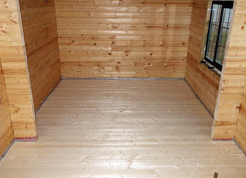 деревянный пол (2)