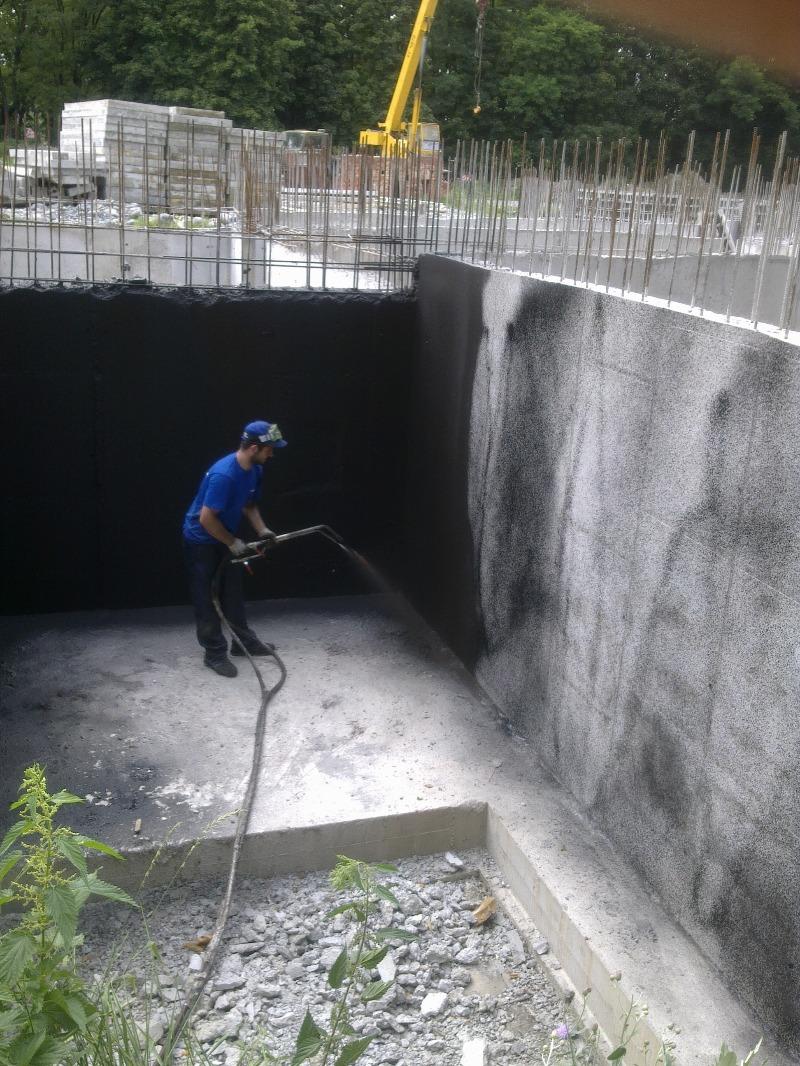 Купить жидкую резину для бетона перекрытие керамзитобетона